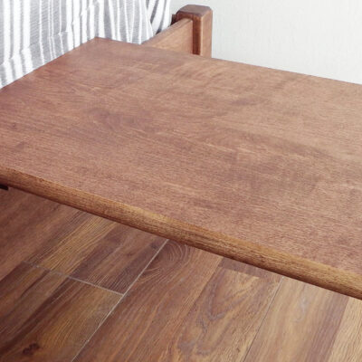 Bed Tray Maple Chocolate
