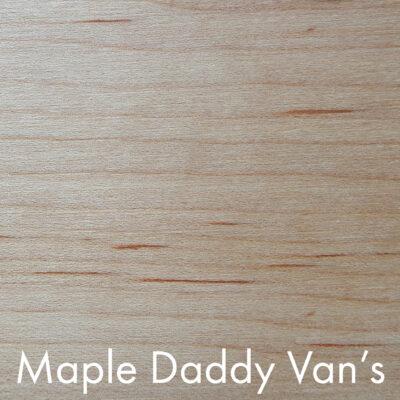 Maple Daddy Van's