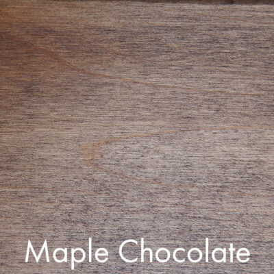 Maple Chocolate